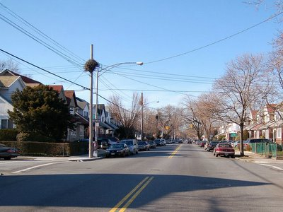 Avenue I in Brooklyn