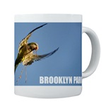 Wild Parrots of Bay Ridge Coffee Mug